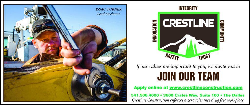 Job Opportunities - Crestline
